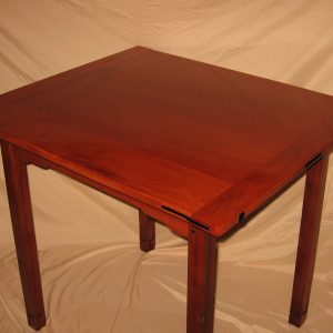 Mahogany Table in Greene and Greene Style