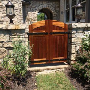 Double Door Gate