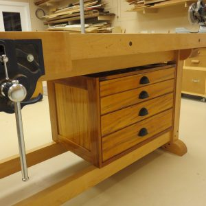 Under-Bench Tool Chest