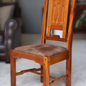Greene and Greene Style Side Chair