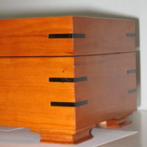 Cherry and Maple Boxes