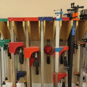 Large Clamp Rack