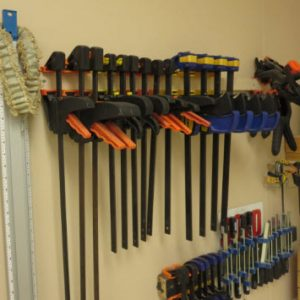 Small Clamp Rack