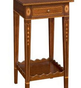 Federalist End Table