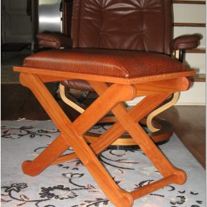 Cherry Foot Stool