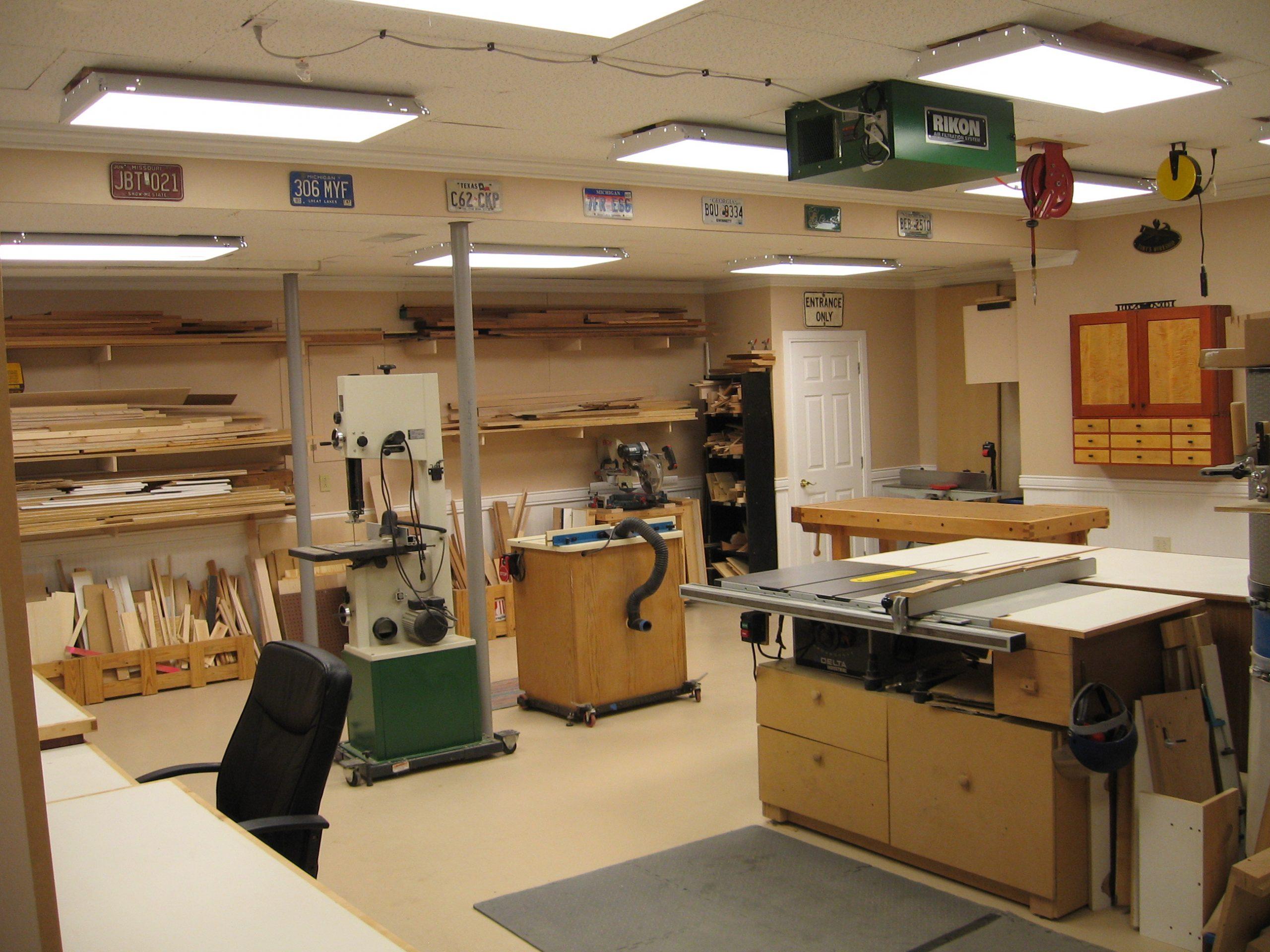 Views of My Workshop